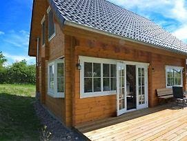 Wooden Holiday Home In Wissinghausen With Private Sauna photos Exterior