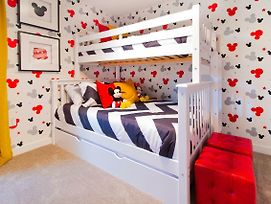 Magical 4Br Mickey Mouse Themed Bedroom 4438 photos Exterior