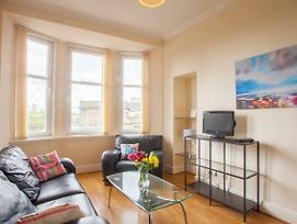 G1 Apt With Office - Large Traditional Flat In Merchant City photos Exterior