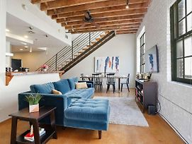 Gorgeous 3Br/2Ba Industrial Apt In Nola By Domio photos Exterior