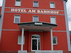Hotel Am Bahnhof photos Exterior