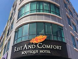 Rest And Comfort Boutique Hotel photos Exterior
