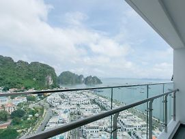 Wonderland At Ha Long Bay In Vietnam - Private Apartment With Beach View photos Exterior