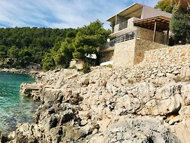 Secluded Fisherman'S Cottage Cove Lucica Hvar 15546 photos Exterior
