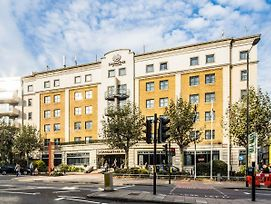 Doubletree By Hilton London Angel Kings Cross photos Exterior