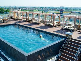 Grand Spa Hotel Avax photos Exterior