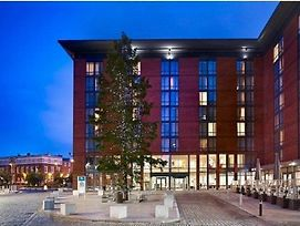 Hilton Garden Inn Birmingham Brindley Place photos Exterior