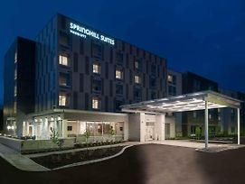 Springhill Suites By Marriott Indianapolis Westfield photos Exterior