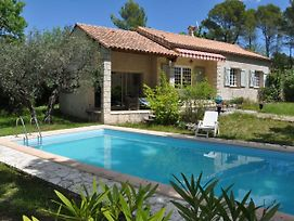 Cozy Holiday Home In Seillans With Private Swimming Pool photos Exterior