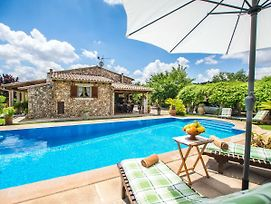 Beautiful Stone House Near Selva With Swimming Pool photos Exterior