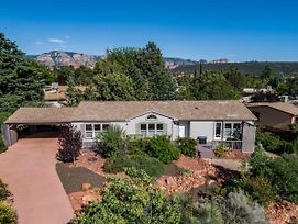 Sedona Thunder Mountain Cottage Home photos Exterior