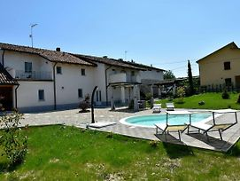 Pleasant Farmhouse In Asti Italy With Private Pool photos Exterior
