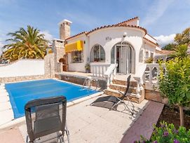 Splendid Holiday Home In Empuriabrava With Private Pool photos Exterior