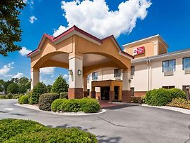 Best Western Plus Suites-Greenville photos Exterior