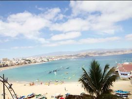 Playa Las Canteras Balcon Vista Mar By Lightbooking photos Exterior