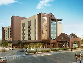 Springhill Suites By Marriott Fort Worth Historic Stockyards photos Exterior