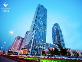 Qingdao Zhongtie Center Apartment Hotel photos Exterior