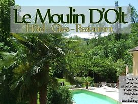 Hotel Le Moulin D'Olt photos Exterior