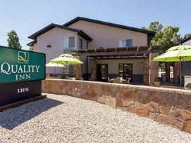 Quality Inn Prescott photos Exterior