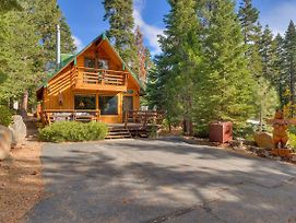 Cozy Wood Cabin photos Exterior