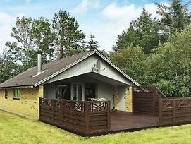 Three-Bedroom Holiday Home In Logstor 2 photos Exterior