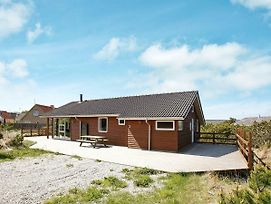 Four Bedroom Holiday Home In Thisted 2 photos Exterior