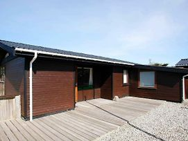 Three-Bedroom Holiday Home In Lokken 28 photos Exterior