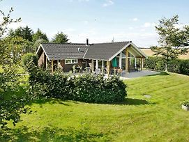 Three-Bedroom Holiday Home In Roslev 7 photos Exterior