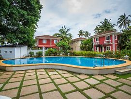 Aspire Orchard 3Bhk Villa~Pool~Calangute photos Exterior