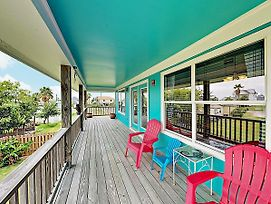 New Listing! Stilted Home: Bay Views, Fenced Yard Home photos Exterior