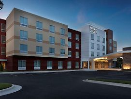 Fairfield Inn & Suites By Marriott Shelby photos Exterior