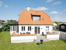 Four Bedroom Holiday Home In Lokken 9 photos Exterior