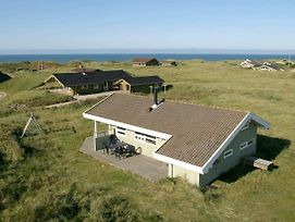 Three-Bedroom Holiday Home In Lokken 18 photos Exterior