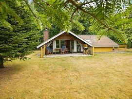 Three-Bedroom Holiday Home In Toftlund 8 photos Exterior