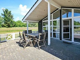 Four Bedroom Holiday Home In Oksbol photos Exterior