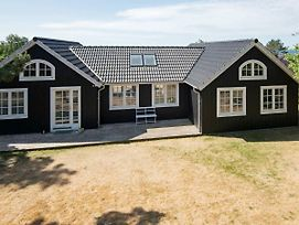 Four Bedroom Holiday Home In Knebel 4 photos Exterior