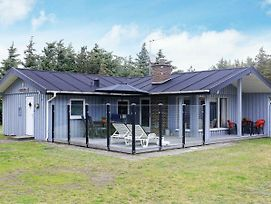 Three-Bedroom Holiday Home In Lokken 59 photos Exterior