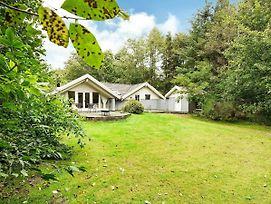 Three-Bedroom Holiday Home In Toftlund 41 photos Exterior