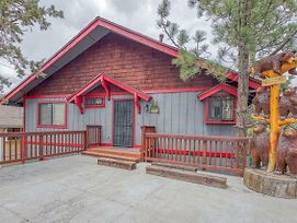 Gold Mountain Retreat - 4 Bed 3 Bath Vacation Home In Big Bear City photos Exterior