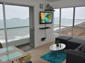 Amazing Ocean View And Lima Bay !!! photos Exterior