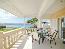 Attractive Apartment In Alcudia Majorca With Sea Views photos Exterior