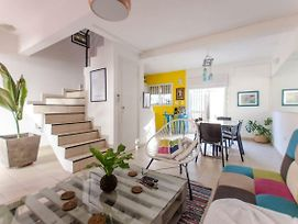 Pop Art Style Duplex Best Barrio In Asuncion photos Exterior
