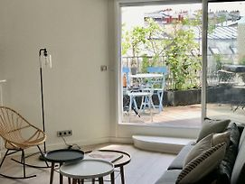 Beautiful And Central 80M2 Apartment With Terrasse photos Exterior
