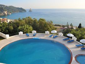 Studio Apartments Maria With Pool In Agios Gordios Beach photos Exterior