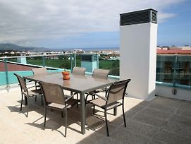 Rooftop Terrace Apartment Pdl photos Exterior