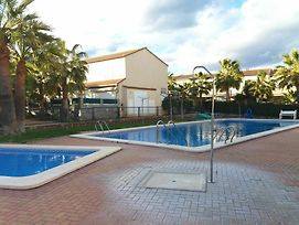 House With 2 Bedrooms In Orpesa, With Wonderful Mountain View, Pool Ac photos Exterior