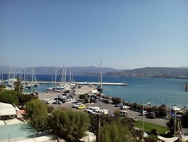 Apartment With One Room In Ag. Nikolaos With Wonderful Sea View Furn photos Exterior