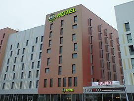 B And B Hotel Lille Grand Stade photos Exterior