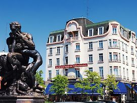 Le Grand Hotel De Valenciennes photos Exterior