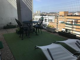 Apartment With One Bedroom In Matosinhos, With Wonderful Sea View, Fur photos Exterior